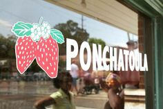 Not a restaurant but the Ponchatoula Strawberry Festival