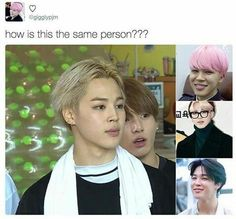 Jiminie   I'll never understand ever
