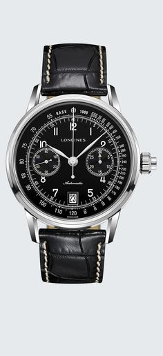 Watch zoom Heritage Collection L2.800.4.53.0
