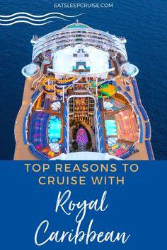 7 Reasons to Sail on Royal Caribbean Cruise Ships in 2020 Msc Cruises, Royal Caribbean Ships, Royal Caribbean Cruise, Cruise Excursions, Cruise Destinations, Best Cruise, Cruise Vacation, Vacations