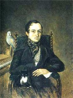 нязь Влади́мир Фёдорович Одо́евский (1804 — 1869)