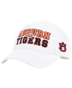 Top of the World Auburn Tigers Adjustable Cap - White Adjustable