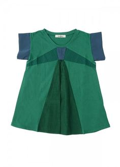 Miracle color green top - Cokitica