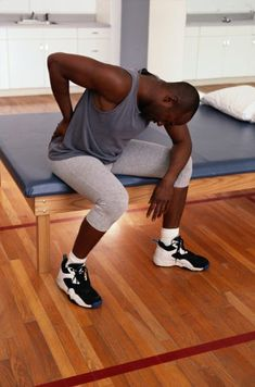 Fractured tailbone exercises can help improve range of motion in your lower back.