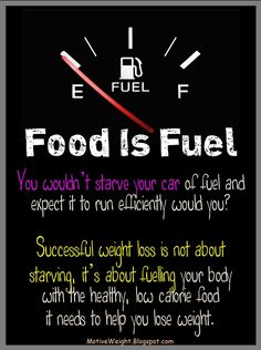 You have to fuel your body with healthy, fat burning food to help you reach your fitness goals. 30% exercise 70% diet. www.facebook.com/tharperfitnessmotivation
