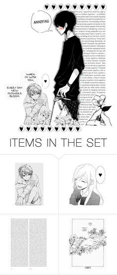 """""""Love of Flowers"""" by silkyunicorn ❤ liked on Polyvore featuring art"""