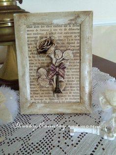 Vintage rose...