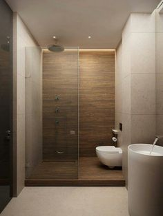 Awesome small bathroom ideas for apartment 00024 Toilet Design, Bath Design, Modern Bathroom Design, Bathroom Interior Design, Kitchen Interior, Laundry In Bathroom, Small Bathroom, Bathroom Ideas, Casa Loft