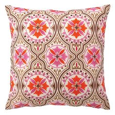 Back Bay Pillow in Pink