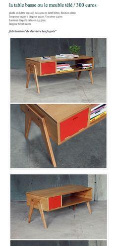 table basse/meuble télé