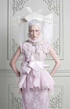Furne One of Amato Haute Couture