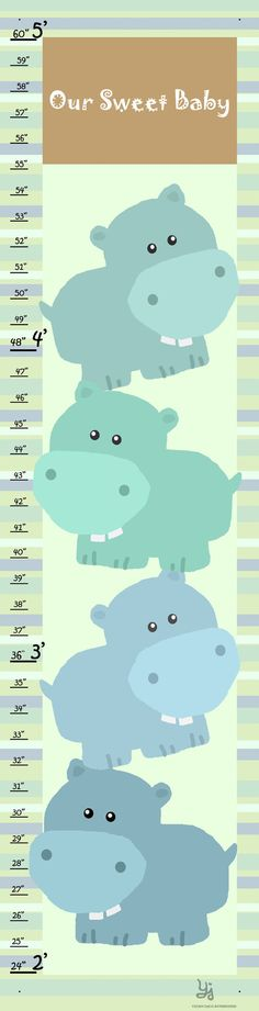 Features:  -Kid's growth chart.  -Multi-colored.  -Made in the USA.  Product Type: -Growth chart.  Theme: -Animal or insect.  Color: -Multi-colored.  Gender: -Neutral.  Life Stage: -Kid.  Primary Mate