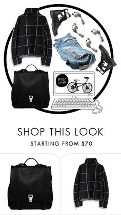 """""""Keep Going :)"""" by queen-t-e-a ❤ liked on Polyvore featuring Proenza Schouler, Chicwish, See by Chloé, women's clothing, women's fashion, women, female, woman, misses and juniors"""
