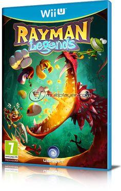 Rayman Legends - € 29.90