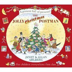 The Jolly Christmas Postman (The Jolly Postman):  Janet Ahlberg, Allan Ahlberg: Books
