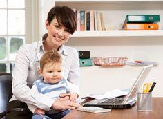 ¿Trabajar en casa con niños? Sí, se puede