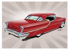 57 Oldsmobile