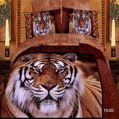 Tiger bedware. jA
