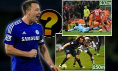 CARRAGHER: Chelsea face an impossible task when John Terry leaves #DailyMail
