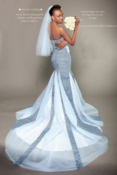 Wow to the dress African Traditional Wedding, African Traditional Dresses, Traditional Wedding Dresses, African Fashion Dresses, African Dress, African Attire, African Style, Bridal Dresses, Wedding Gowns