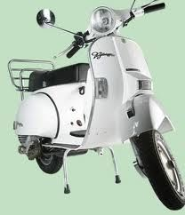 scooter retro classic -