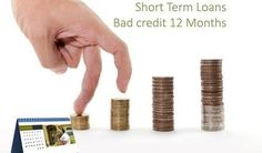 Optimum finances with 12 month loan for bad credit is assured | Financial Services | Scoop.it