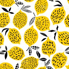 Vector Pattern, Pattern Art, Abstract Pattern, Fruit Illustration, Pattern Illustration, Food Patterns, Textures Patterns, Vintage Typography, Vintage Logos