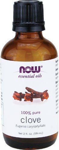 NOW Foods Clove Oil, 2 ounce Now Foods,http://www.amazon.com/dp/B002N0H36O/ref=cm_sw_r_pi_dp_CT.Ssb0YXBKQR3AV