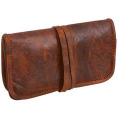 Bradley Tabaktasche Drehertasche Akkutasche Kopfhörer-Tasche Multifunktionstasche Vintage-31