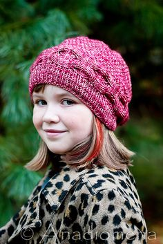 Ravelry: Below Zero Hat pattern by Elena Nodel