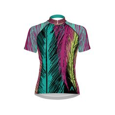 Trois Plume Women s Jersey Colorful and playful 6ad76b5f0