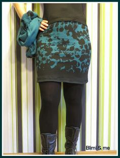 Blimi & me: Mein erster Rock ! Waist Skirt, High Waisted Skirt, Good Movies, Bunt, Rock, Skirts, Fashion, Moda, Skirt