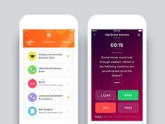 Zookal - Exam App Redesign by Nimasha Perera