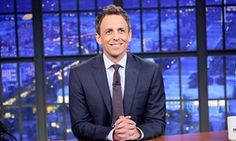 Seth Meyers on Trump the candidate: 'I think he knows he'd hate the job' With Late Night, the comedian has joined the leading voices of political comedy – and he appreciates the Republican's talent for winning an audience