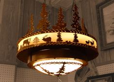 Cherokee Iron Works | Rustic & Western Lighting | Rustic & Western Chandeliers | Rustic & Western Home Decorations - Wilderness