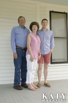 The Beckendorff Family from #KatyTX Legacies  #KatyMagazine #history #FirstSettlers http://www.katymagazine.com/wp-content/uploads/2014/06/Katy-Legacies.pdf