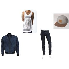 """Religion Vest 4"" by designer-top-2-bottom on Polyvore"