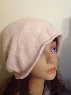 A personal favorite from my Etsy shop https://www.etsy.com/listing/184499882/girl-cashmere-pink-hat-felted-cashmere