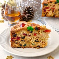 This no spice fruitcake recipe began as a baking cupboard cleanup project and ended up becoming a new, delicious Christmas baking tradition in the making.