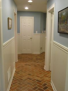 Brick Flooring Design, Pictures, Remodel, Decor and Ideas - page 13