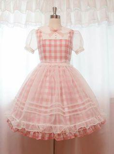 Pastel Fashion, Kawaii Fashion, Lolita Fashion, Cute Fashion, Cute Casual Outfits, Pretty Outfits, Pretty Dresses, Aesthetic Fashion, Aesthetic Clothes