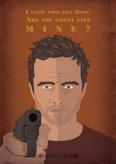 Minimalistic Posters for Each Breaking Bad Episode