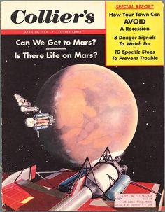 Collier's magazine  Google Afbeeldingen resultaat voor http://launiusr.files.wordpress.com/2011/08/mars_high.jpg