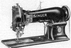 Singer 137W1