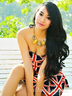 Profile of Vandy , 25 Years Old , From Bangkok Thailand : girl from thailand