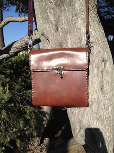 Leather messenger bags, Etsy and Leather on Pinterest