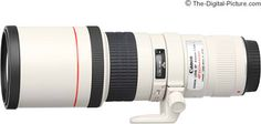 Canon EF 400mm f/5.6 L USM Lens.  For more images and information on camera gear please visit us at www.The-Digital-Picture.com