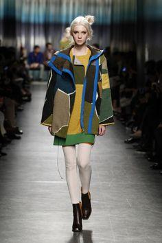 New in town: metropolitan woman wears Missoni - Womenswear Collection Fall Winter 2014/15