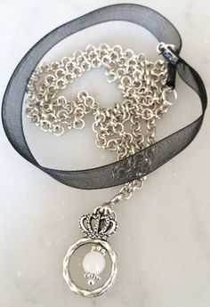Mhysterical metal necklace