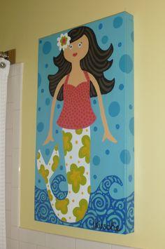 Sophie's mermaid